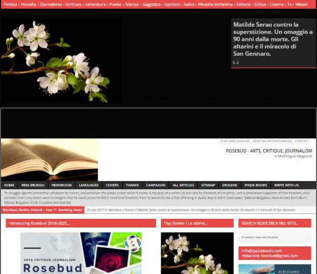 nuovo rosebud 26 luglio 2017