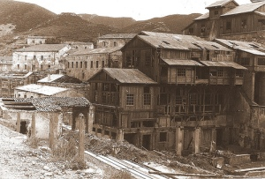 Argentiera miniera