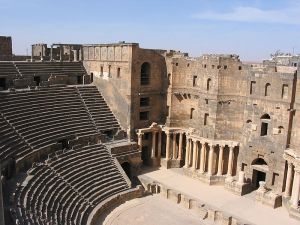 Syria_bosra_theater