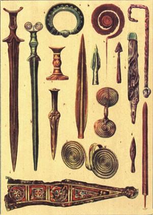 Bronze_age_weapons_Romania