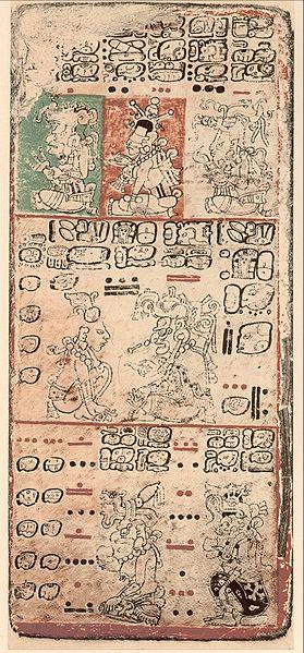 279px-Dresden_Codex_p09