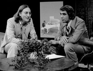 John_Lennon_last_television_interview_Tomorrow_show_1975