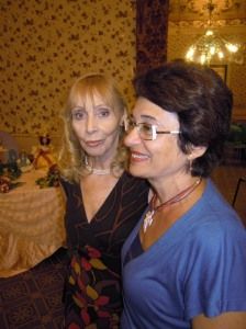 da sx Maria Luisa le Moli, Elvira Ferrara