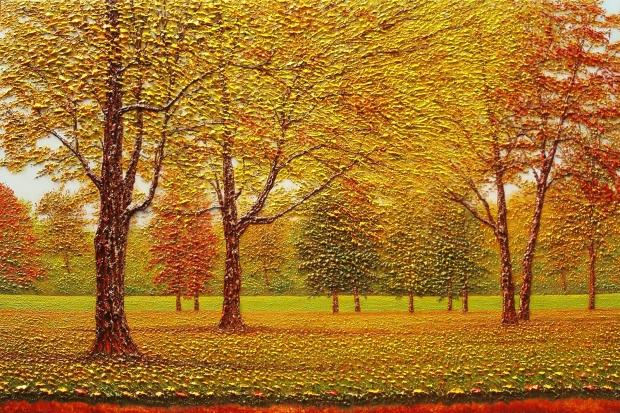 colori in autunno cm 80x120