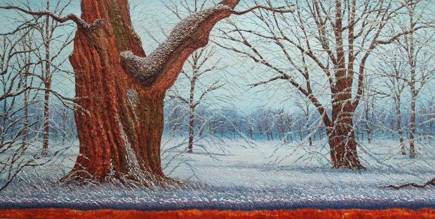 Gene - Colori in inverno -cm 75x150x4