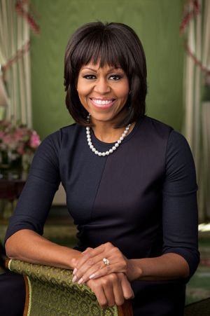 398px-Michelle_Obama_2013_official_portrait