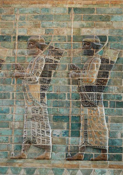 419px-Archers_frieze_Darius_palace_Louvre_AOD487
