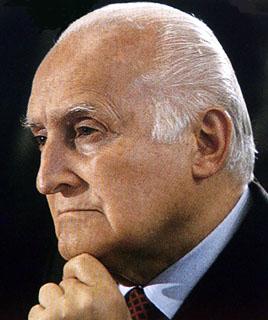 Oscar Luigi Scalfaro, Presidente della Repubblica 1992 - 1999
