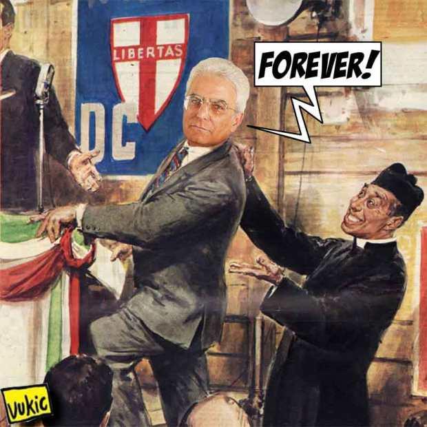 DC-forever