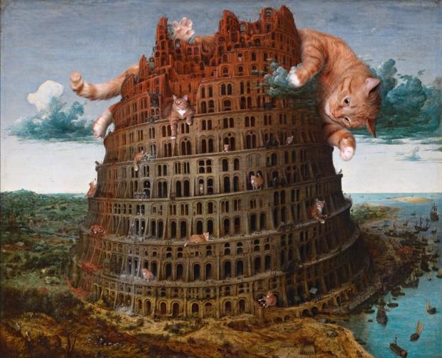 Bruegel-Tour-of-Babel-cat-sm