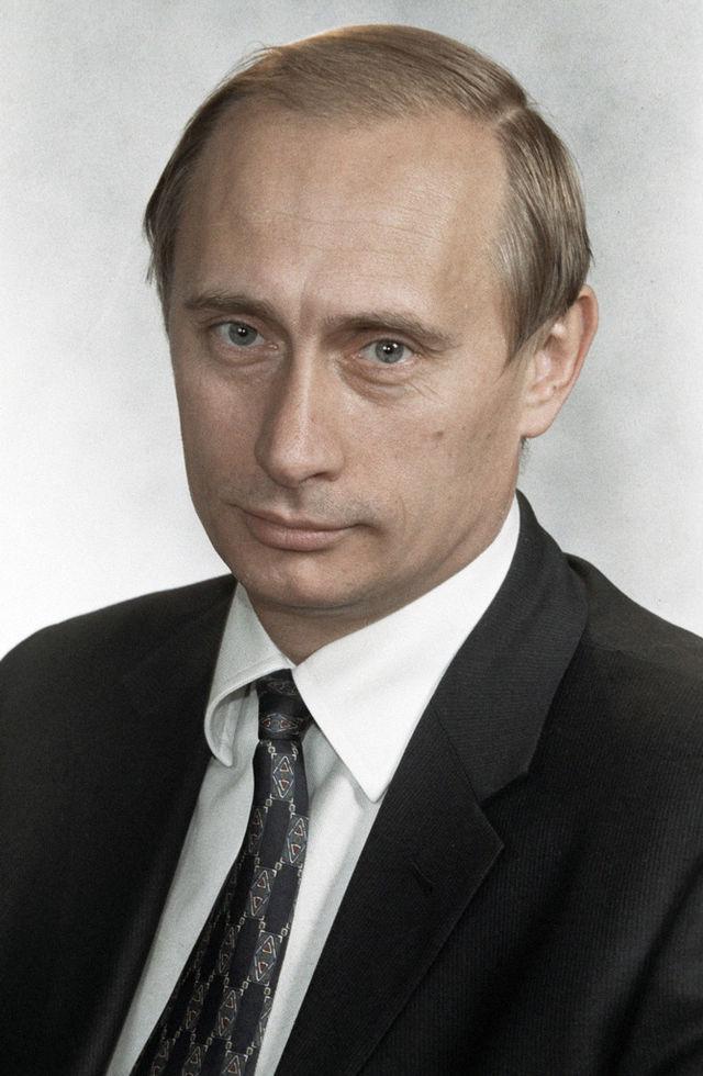 Putin as FSB director, 1 January 1998