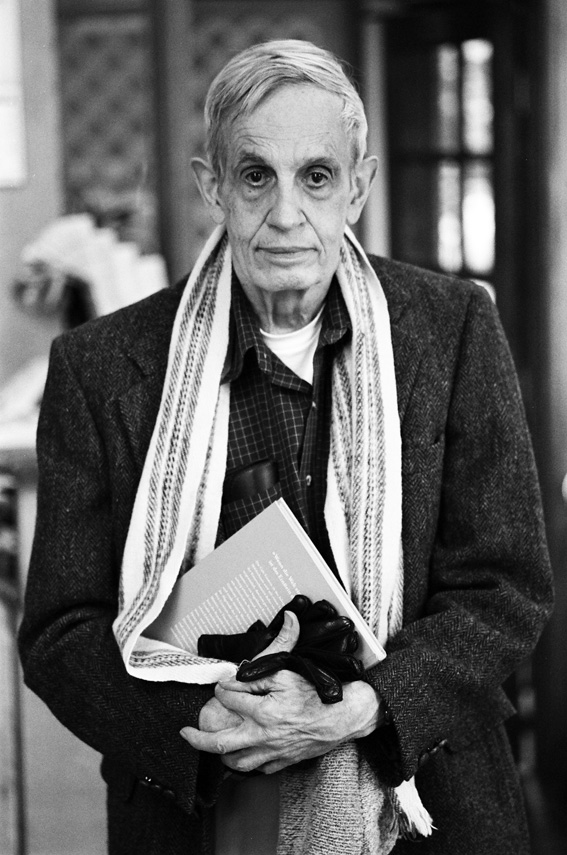 John Forbes Nash by Peter Badge