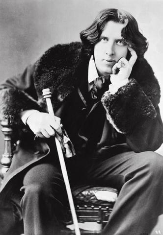Oscar Wilde in 1882