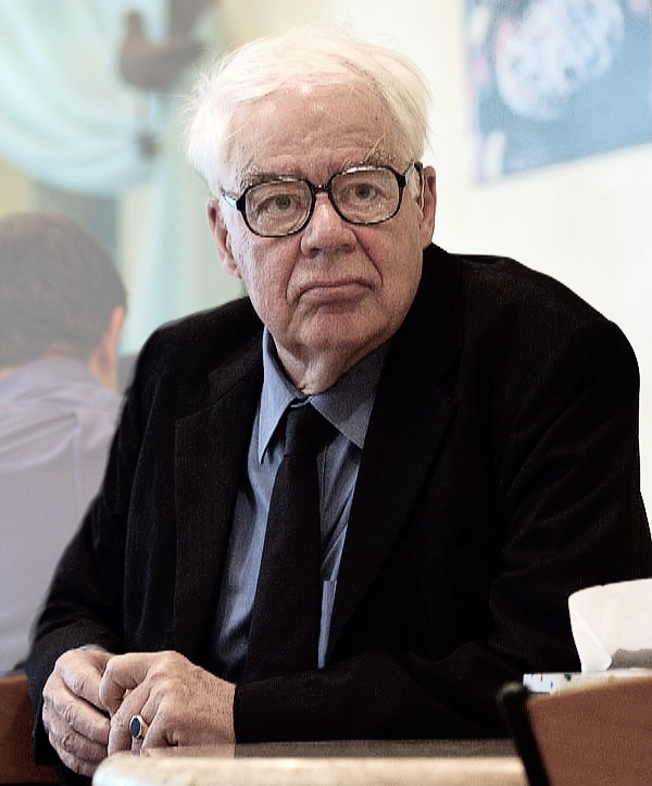 Richard Rorty - Source Adolfo Vasquez Rocca