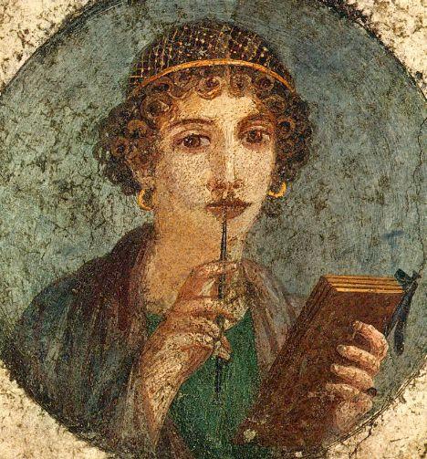 Dipinto pompeiano detto Saffo