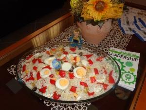 Insalata di riso. Author RB, 22 agosto 2015