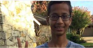 i stand with ahmed