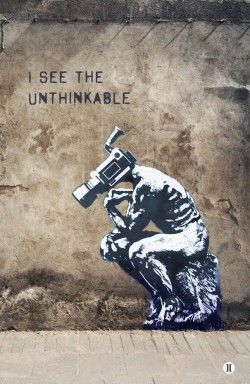 """I See The Unthinkable,"" a digital artwork by Imranovi Faour - Source www.aljadid.com"