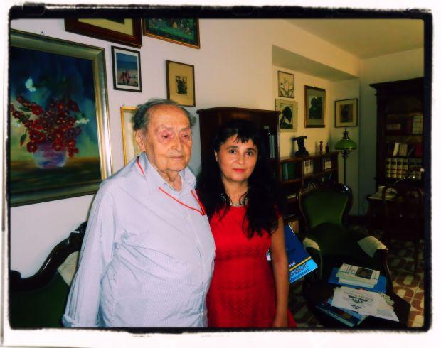 Massimo Pittau e Rina Brundu, 9 settembre 2015