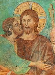 Il bacio di Giuda di Cimabue