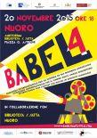 BABEL 2015 - Locandina A3 ITALYMBAS NUORO 20