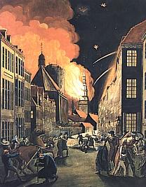 Copenhagen_on_fire_1807_by_CW_Eckersberg