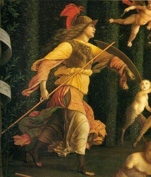 800px-Mantegna,_trionfo_della_virtù,_dettaglio_02