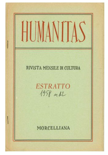 humanitas 1