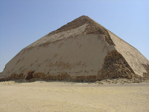 800px-Snefru's_Bent_Pyramid_in_Dahshur