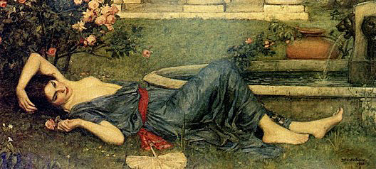 Waterhouse_Sweet_summer_BMJ