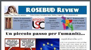 Coperta Ezine Rosebud Review Nr 1