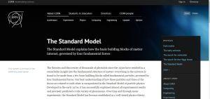 standardmodel