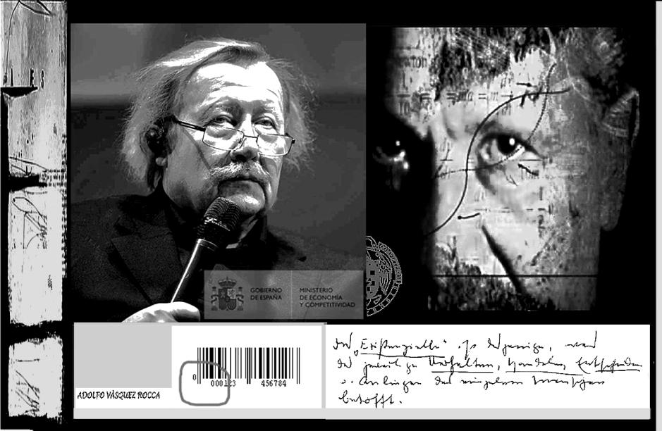 SLOTERDIJK Y HEIDEGGER BN  _Dr. Adolfo Vasquez Rocca
