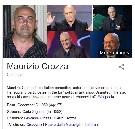 crozza