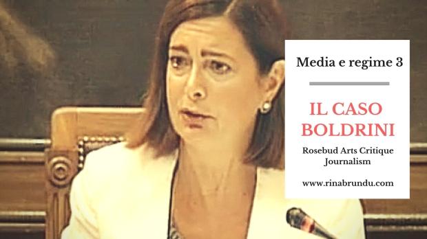 media e regime