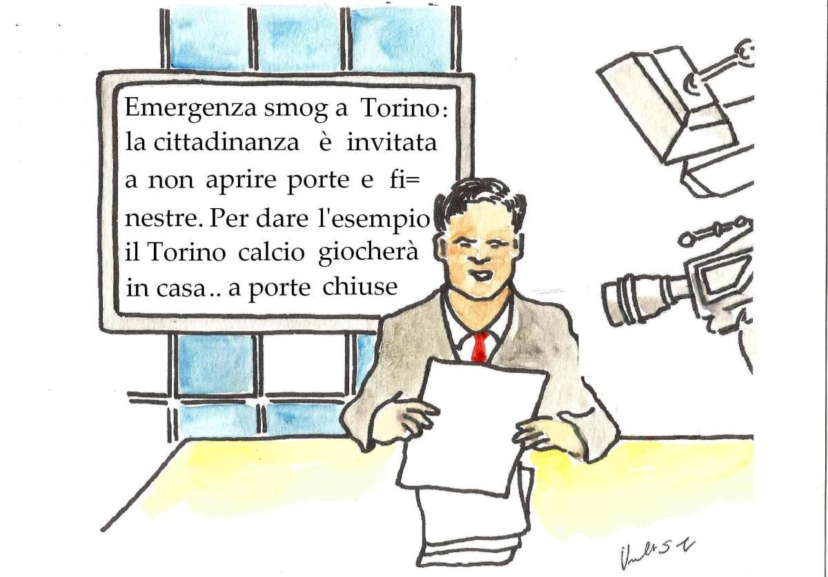 Umberto Scopa - Emergenza smog