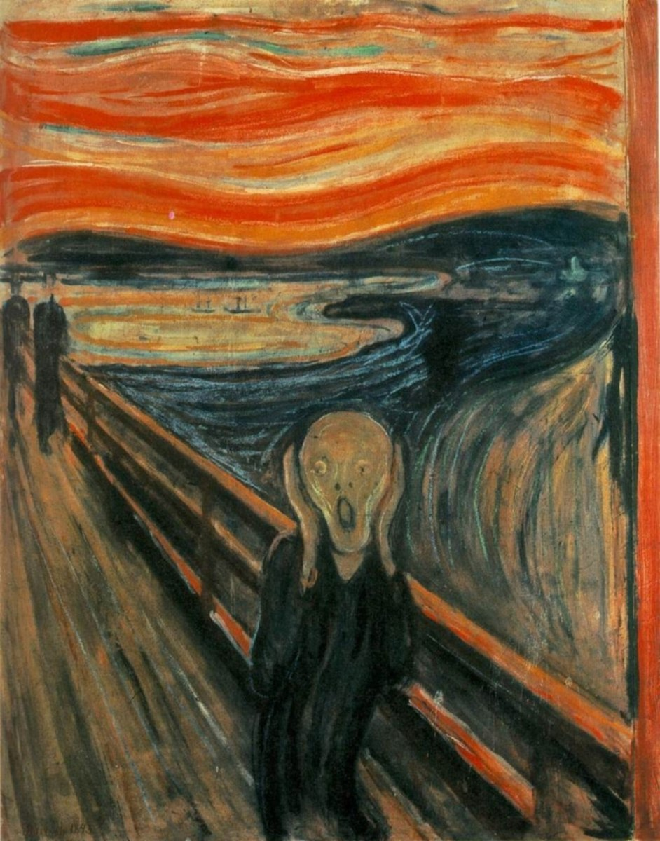 Filosofia dell'anima - Sul disonore di una Repubblica e di un Edvard Munch politico