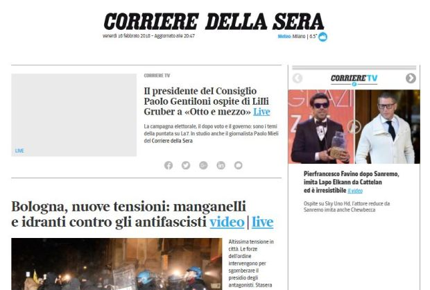 corriere 6