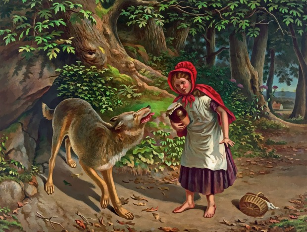 little-red-riding-hood-1130258_960_720