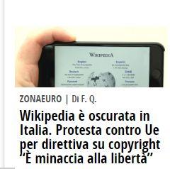 osservatorio wikipedia