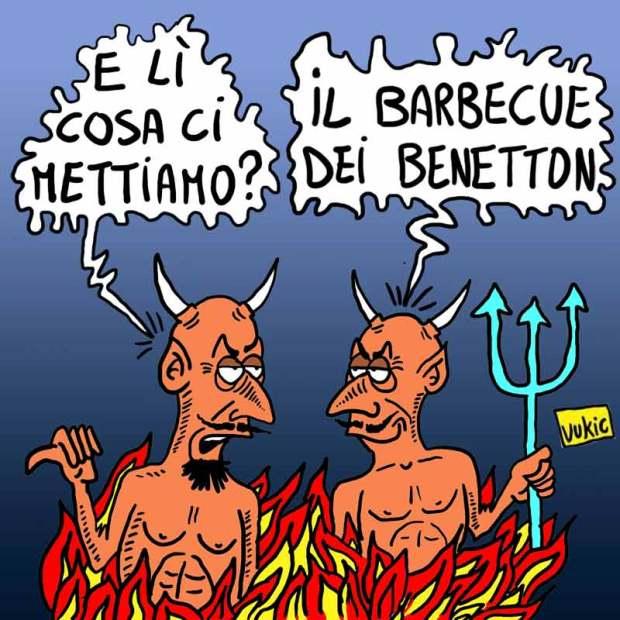 il-barbecue-dei-benetton