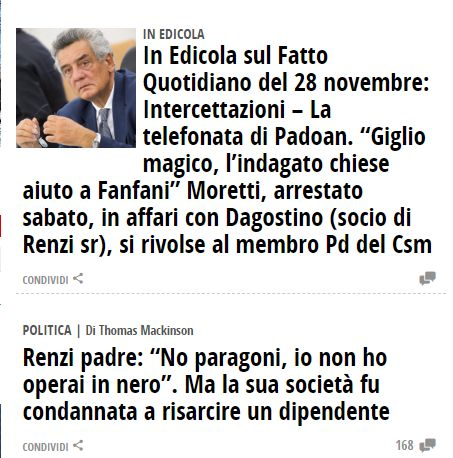 fatto quotidiano