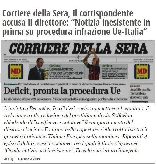 corrierefake