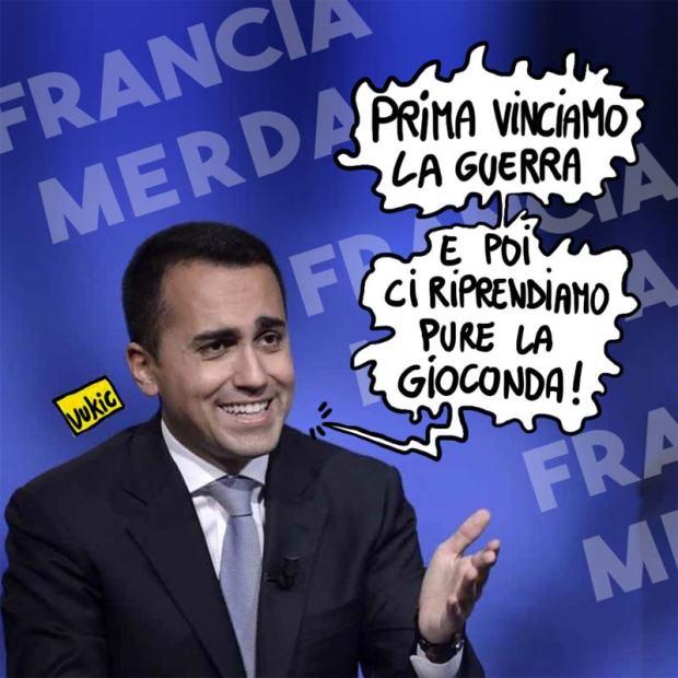 FRANCIA-MERDA